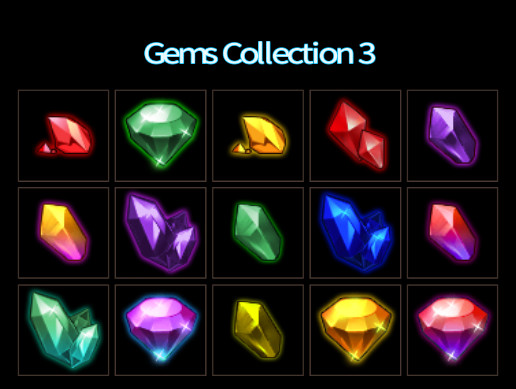 Gems Collection 3