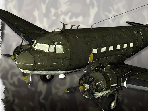 World War II - American Plane
