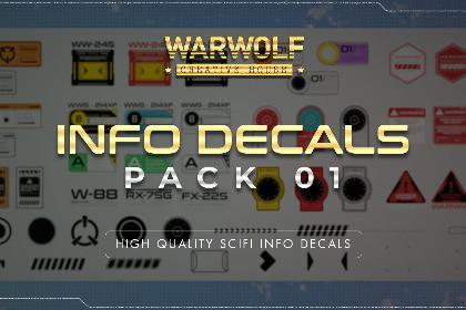 Warwolf InfoDecals Pack 01