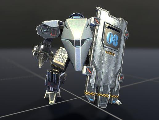 Defender Mech