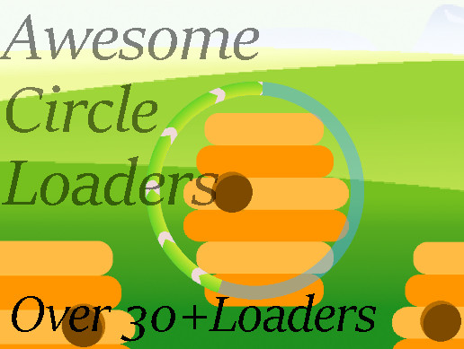 Awesome Circle Loaders