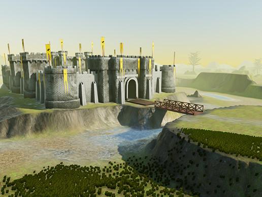 Castle Pack Volume 1