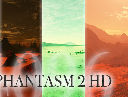 Phantasm 2 HD Skybox Pack