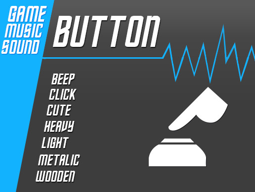 GameMusicSound - Button Sounds Pack