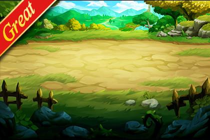 Great Battle Background_08(VastForest)