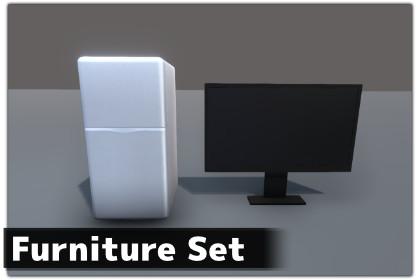 Asatec Furniture Set