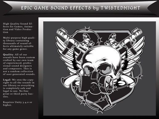 Epic War Sound Effects Collection - Asset Store