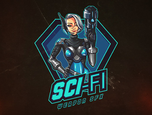 Sci-Fi Weapon SFX by Great Heights Audio