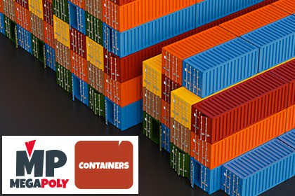 Megapoly.Art - Containers