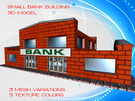 Small Bank Building