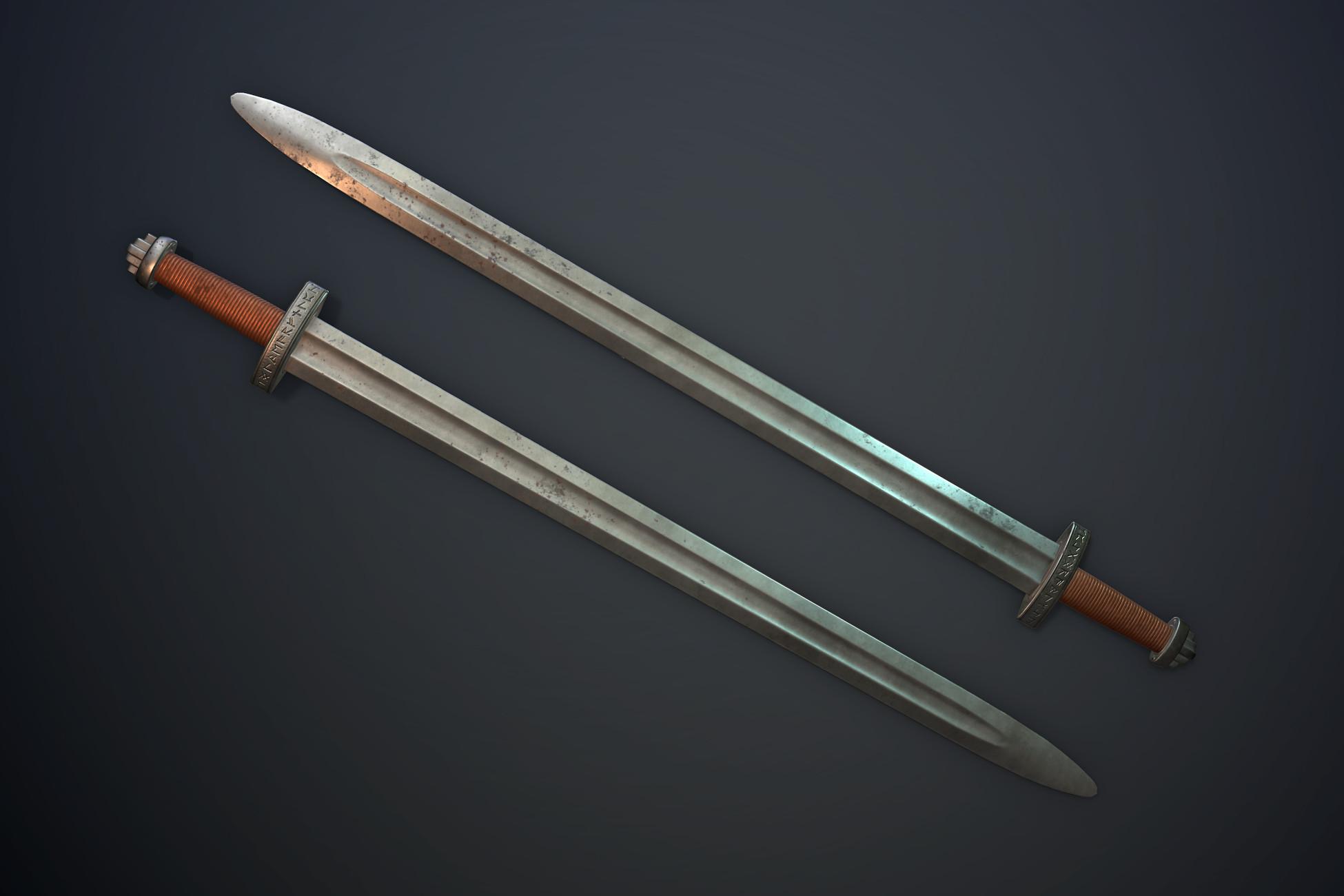 Scandinavian sword vol 2