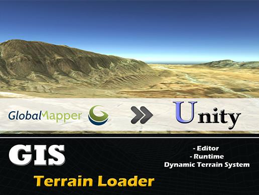 GIS Terrain Loader