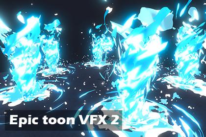 Epic Toon VFX 2