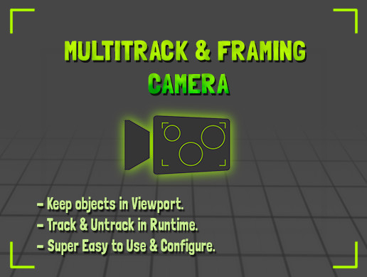 Multiple Target Tracking & Framing Camera