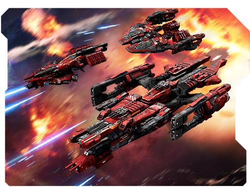 Heavy Spaceships #03