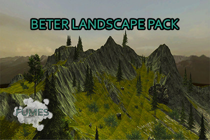 Better Landscapes Pack Vol.1