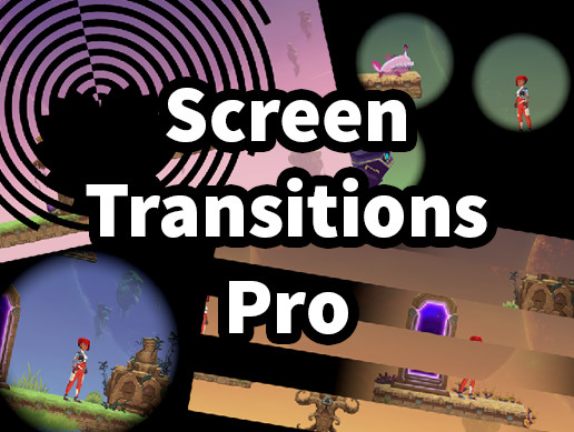Screen Transitions Pro