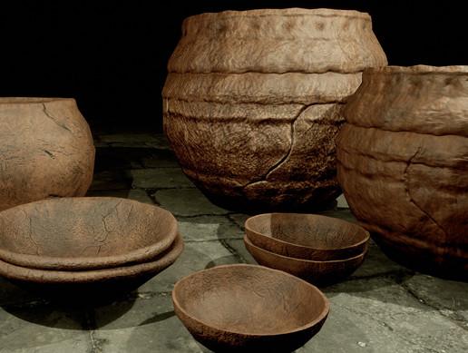Ancient Ceramic Pack vol.1