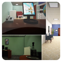 Office set - Environment