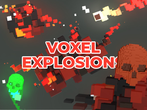 Voxel Particle Pack