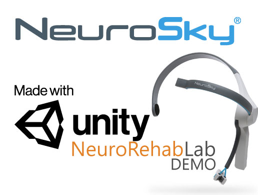 Neurosky Unity3D Demo - NeurorehabLab