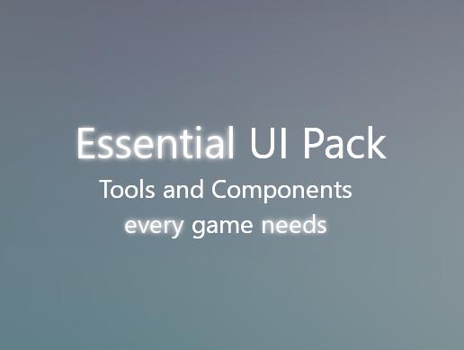 Essential UI Pack