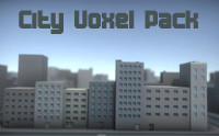 City Voxel Pack