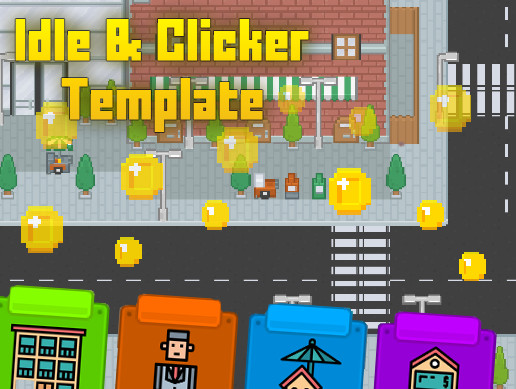 Clicker-Idle Game Template - Asset Store