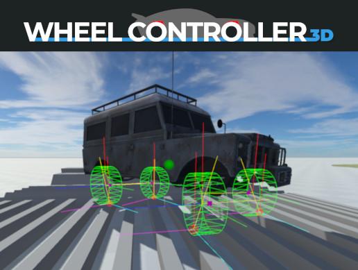 Wheel Controller 3D - Asset Store