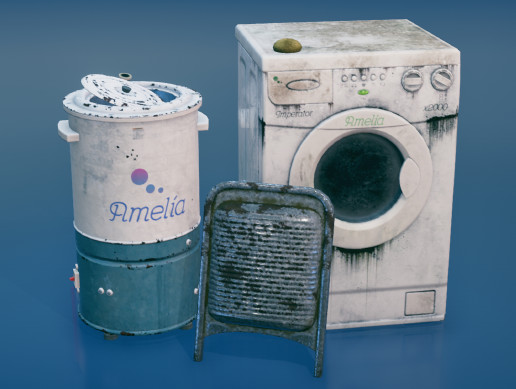 Modern Washing Machines