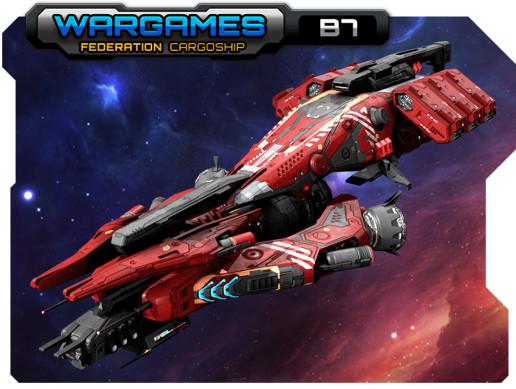 Federation CargoShip B7