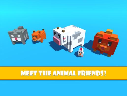 Voxel Animals Pack