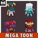 Little Heroes Mega Pack