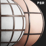 PBR Decorative Wall textures