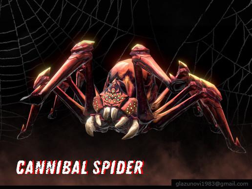 Сannibal Spider