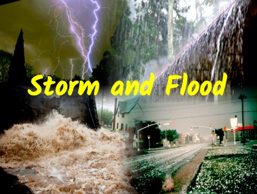 Storm and Flood