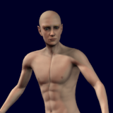 o3n Male Elf Race Variant