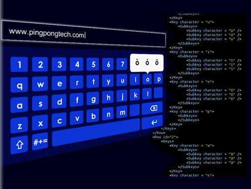 Custom Touch Keyboard - Asset Store
