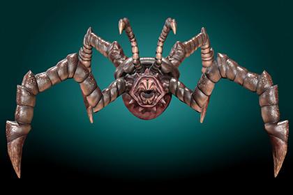 Insect Monster Devourer