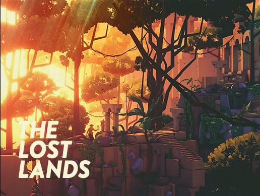 پکیج محیط سه بعدی یونیتی The Lost Lands
