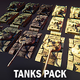 Tanks pack