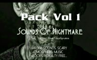 Sounds Of Nightmare Pack Vol 1 WAV