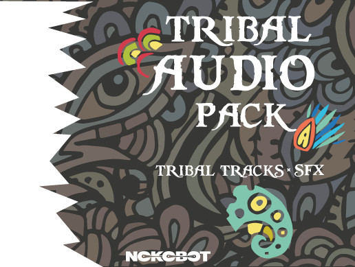 Tribal Audio Pack