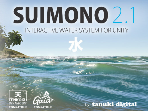 SUIMONO Water System - Asset Store