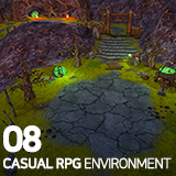 Casual RPG Environment 08