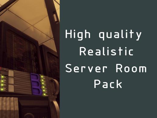 High Quality Server Room Pack
