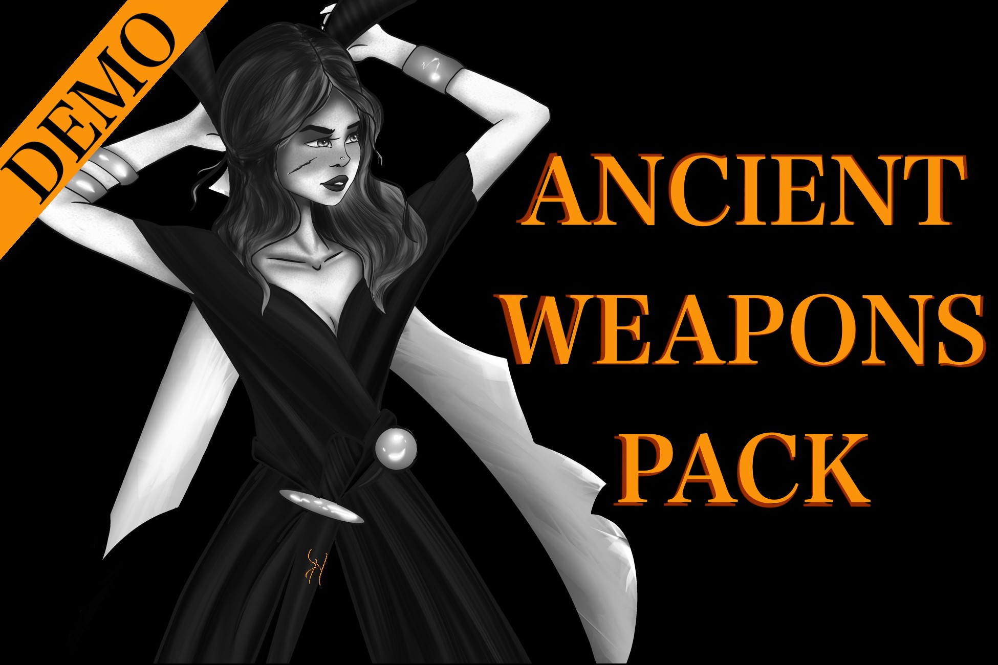Demo Ancient Weapons Pack FREE