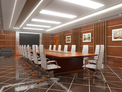 HQ ArchViz Conference Room