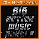 Big Action Music Bundle 2 (Powerful, Dynamic, Energetic)