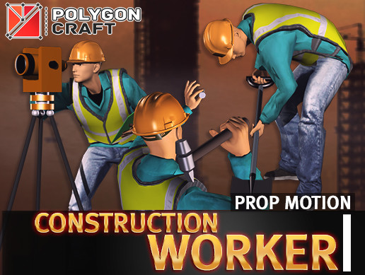 Construction Worker Motion